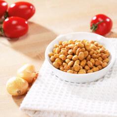 Noci di soia grigliate Iperproteiche