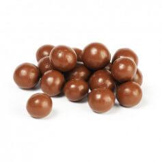Palline di soia al cioccolato