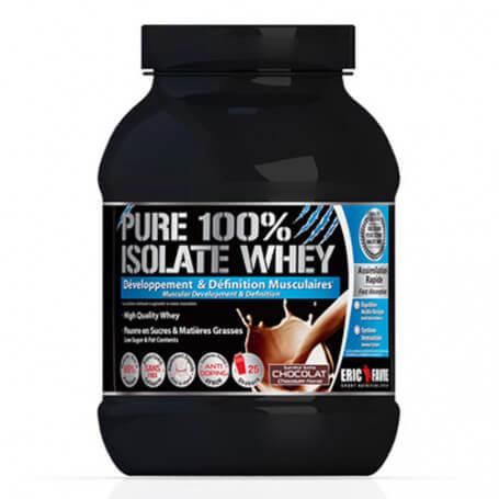 Pure 100% Isolate Whey Chocolat - 750g