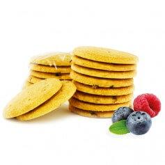 Biscotti ai frutti rossi