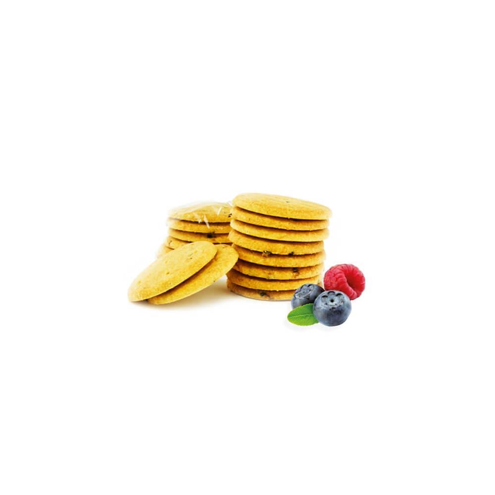 Biscotti iperproteici ai frutti rossi Liothyss Nutrition