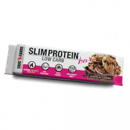 Barre Slim Protein Pomme façon Tatin