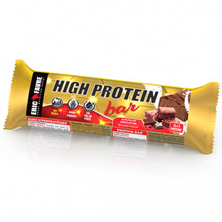 High Protein Barre Saveur Brownie