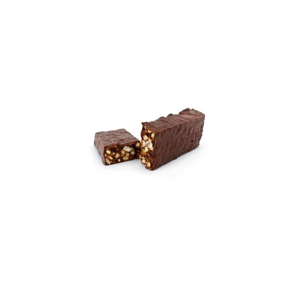 Barrette proteiche al cioccolato Crisp iperproteica MinceurD