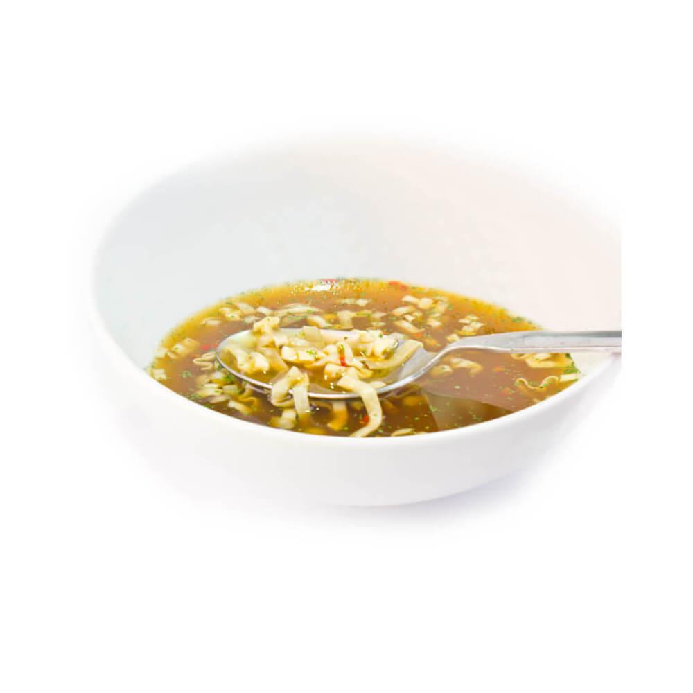 Brodo asiatico proteico con noodle 7 bustine MinceurD