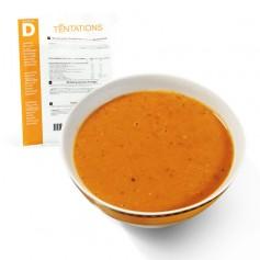 Zuppa Marocchina iperproteica