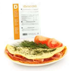 Omelette Bacon Formaggio