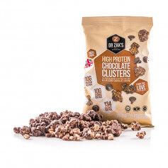 High Protein Clusters Cioccolato- Dr Zak's