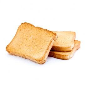 Toast al naturale
