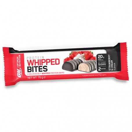 Barre Mousse Chocolat Whipped Bites Optimum Nutrition