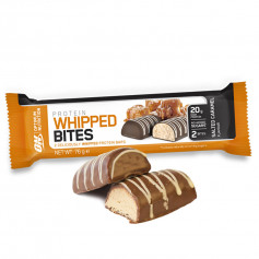 Bocconi Mousse Caramello Salato Whipped Bites Optimum Nutrition
