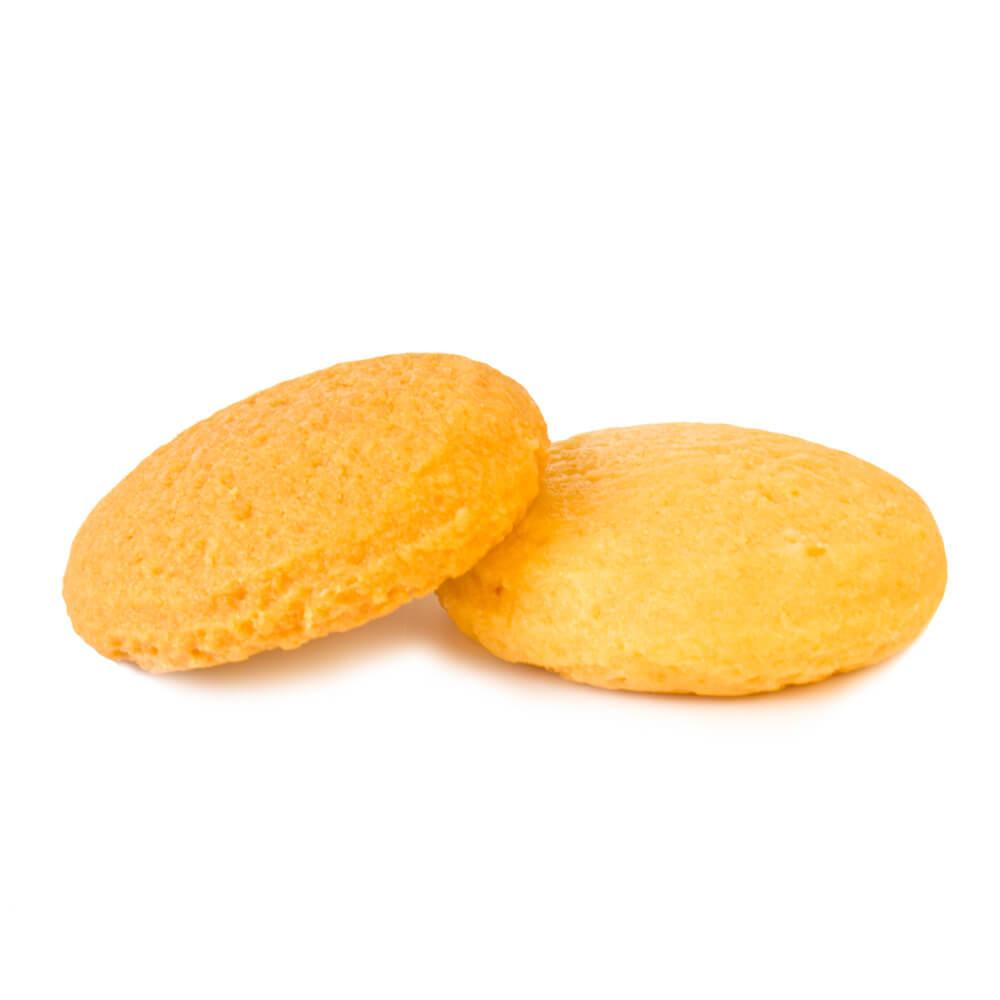 Biscotti Morbidi iperproteici gusto Mandorla senza Glutine Liothyss Nutrition