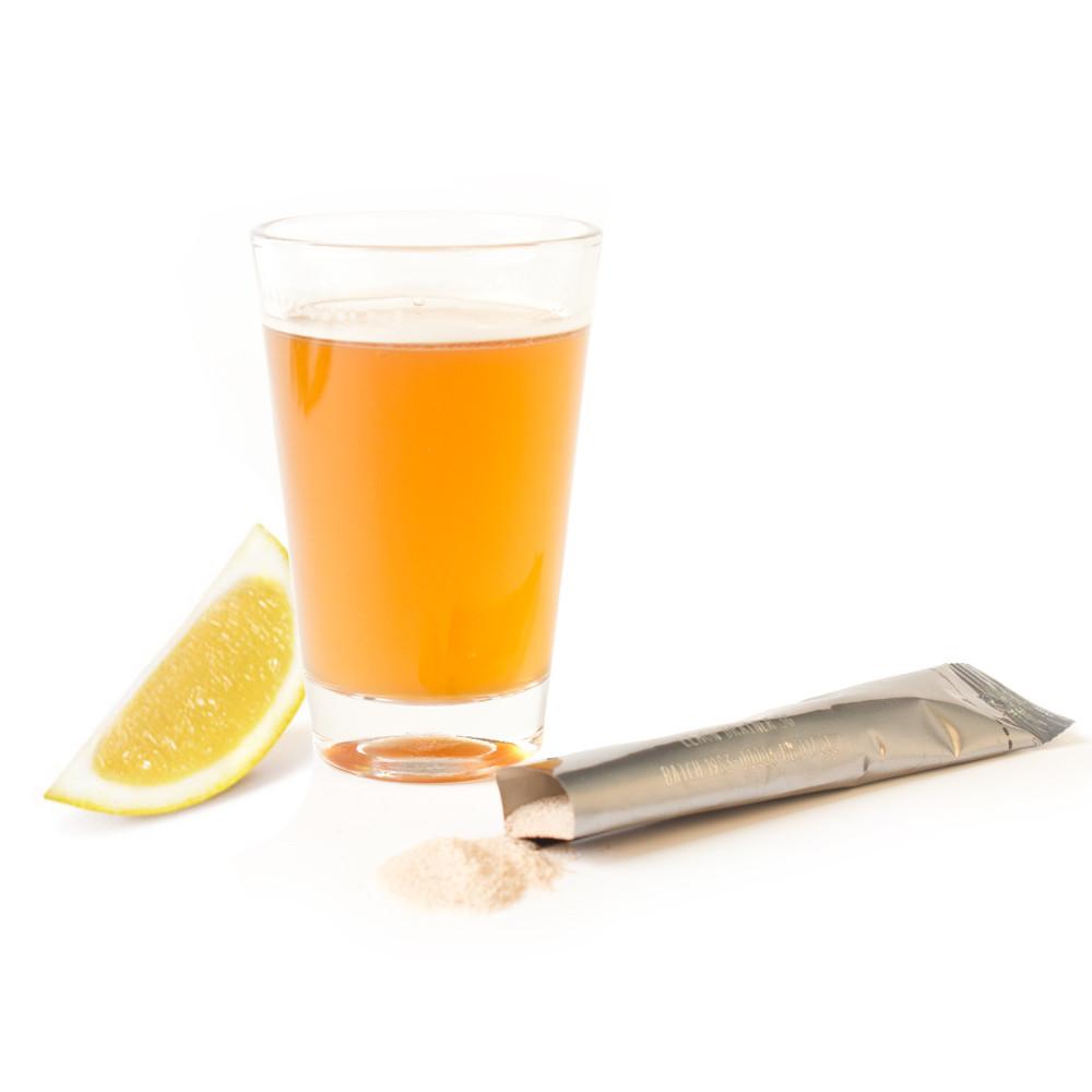 Drenante in stick al gusto di limone